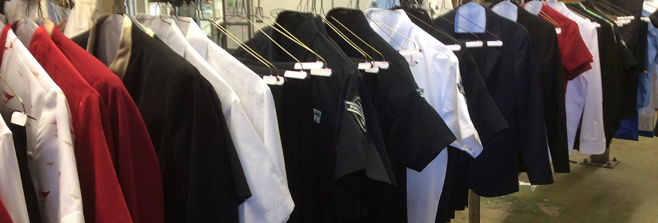 Commercial Dry Cleaning Vancouver