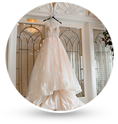 WEDDING DRESS CLEANING & ALTERATIONS